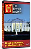 Great Monuments of Washington D.C.- The History Channel (The White House, the Presidential Memorials, War Memorials