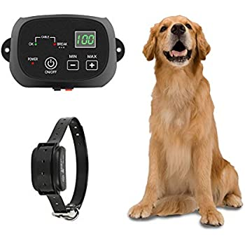 Amazon Com Ttpet Electric Dog Fence In Ground