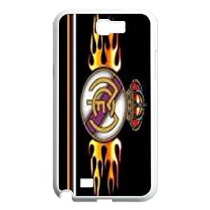 Samsung Galaxy Note 2 N7100 Phone Cases White Real Madrid EXS559948