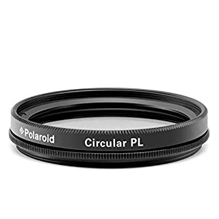 Polaroid Optics 72mm Multi-Coated Circular Polarizer Filter [CPL] for 'On Location' Color Saturation, Contrast & Reflection Control- Compatible w/All Popular Camera Lens Models (B003USRJPI) | Amazon price tracker / tracking, Amazon price history charts, Amazon price watches, Amazon price drop alerts