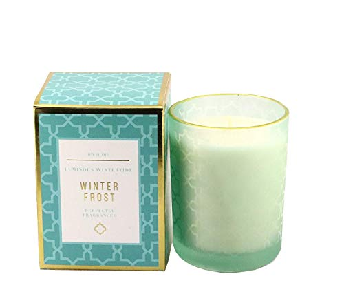 - DW Home Medium Single Wick Candle Winter Frost