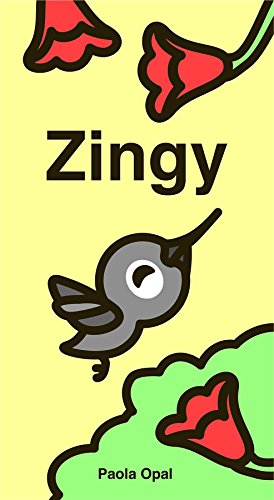 Zingy (The Simply Small Series) ()
