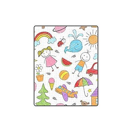 Divano Disegno Per Bambini.Colorato Kid Disegno Bambini Amore Pittura Personalizzato Inverno
