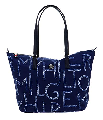 Tommy Hilfiger Handtasche AW0AW08339 Poppy Tote Rope