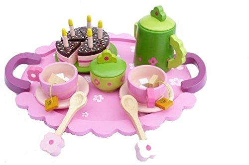 Kinder Teeservice aus Holz