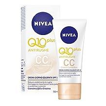 Q10 Plus by Nivea Anti-Wrinkle CC Cream SPF15 50ml by Nivea