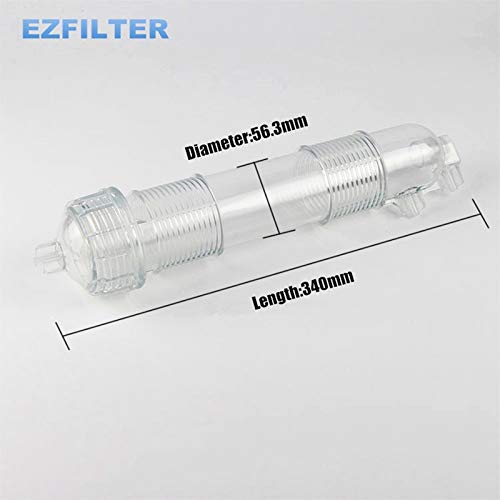 50G-100G Membrane Housing Ultrafiltration Membrane Shell/Aquarium Quick-Connect Water Filter Parts