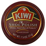 Kiwi Oxblood Shoe Polish 32g