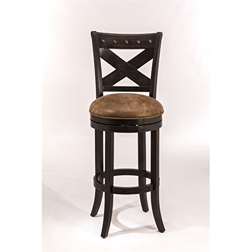 Hillsdale Brantley Swivel Counter Stool