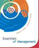 Essentials of Contemporary Management, Jones, Gareth R. and George, Jennifer M., 0072874236