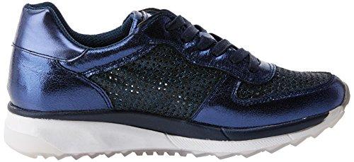 Sneakers EU Femme 38 Bleu Xti Basses 47790 Navy vgn7RwPnxq