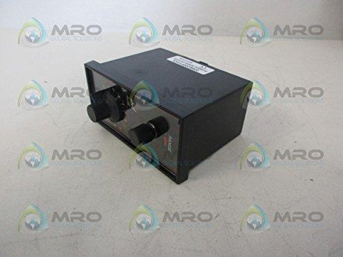 Standard 24 to 240 VAC and 24 VDC ATC 328E-200-F-10-XX Multi-Range TDR Reset on Power Failure 6 Knob Selectable Ranges