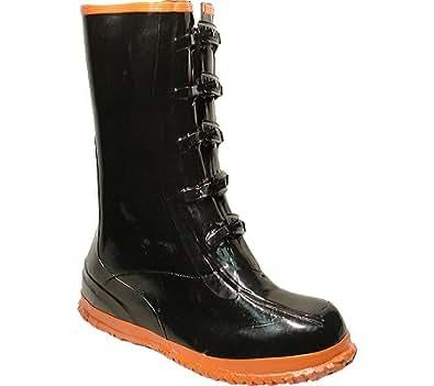 """Tingley Men's 14"""" 5 Buckle Arctic Work Boots,Black,10 M"""