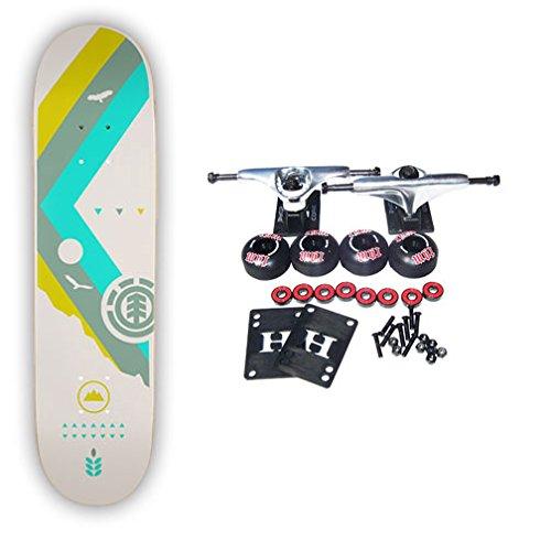 ELEMENT SKATEBOARDS Complete Skateboard ANGULAR TWIG 7 62