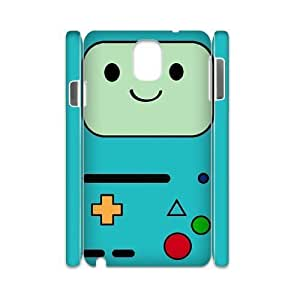 Adventure Time Beemo Design Cheap Custom 3D Hard Case Cover for Samsung Galaxy Note 3 N9000, Adventure Time Beemo Galaxy Note 3 N9000 3D Case