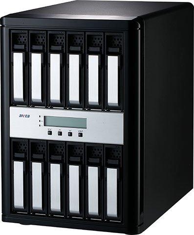 Areca ARC-8050T3-12 (12-Bay Thunderbolt 3 SAS RAID Enclosure) by Areca (Image #1)