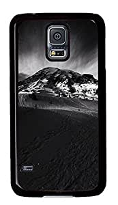Samsung Galaxy S5 landscapes nature mountain 13 PC Custom Samsung Galaxy S5 Case Cover Black