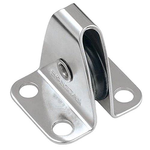 Ronstan Nylatron Sheave Box - Single Upright Lead Block (55219)
