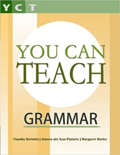 You Can Teach Grammar: Claudia Bertotto, Jimena del Azar