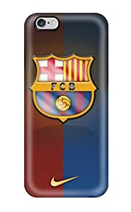 For iphone 6 4.7 Tpu Phone Case Cover(barcelona Fc)