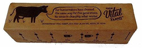 Grass-Fed Butter 4 oz (Organic Salted Sticks)