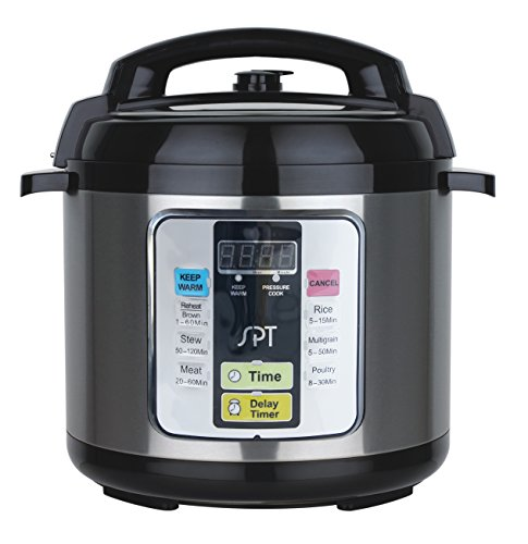 SPT EPC 11A 1000 watt Electric 6 5 Quart