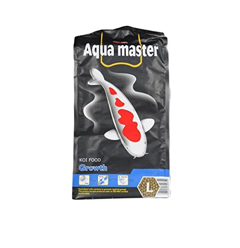 Image of Aqua Master Koi Growth Fish Food, Large Pellet