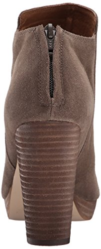 Corso As Womens Edie Boot Taupe Scamosciato