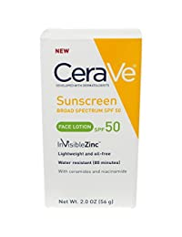 CeraVe SPF 50 Sunscreen Face Lotion, 2 Ounce BOBEBE Online Baby Store From New York to Miami and Los Angeles