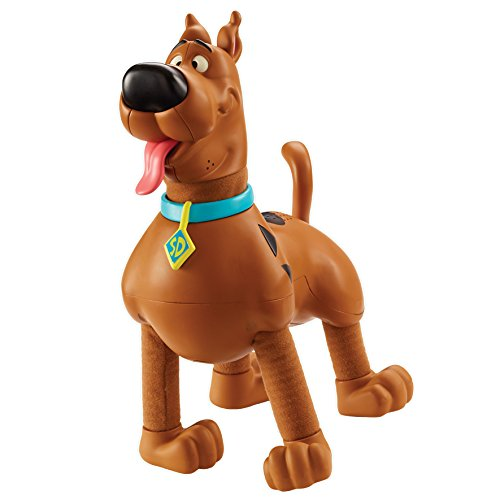 Scooby-Doo –Crazy Legs Scooby – Figurine Interactive Version Anglaise