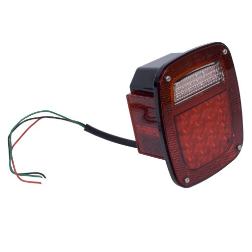 Rugged Ridge Led Tail Lights - 6