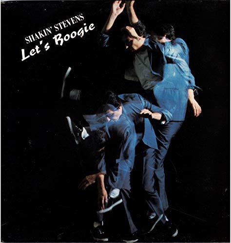 (Shakin Stevens - Let's Boogie - LP vinyl)