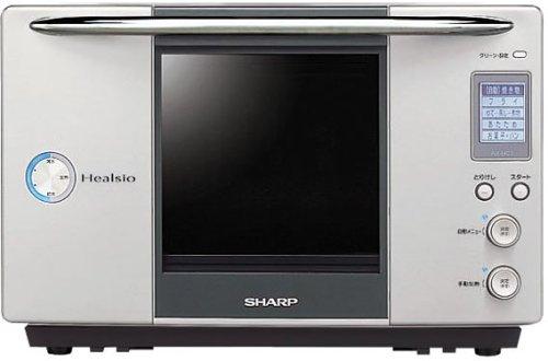 シャープ ヘルシオ(HEALSIO) ウォーターオーブン 20L シルバー AX-HC1-S