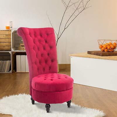 Brilliant Amazon Com Luxury Accent Chair Armless Royal Lint Machost Co Dining Chair Design Ideas Machostcouk