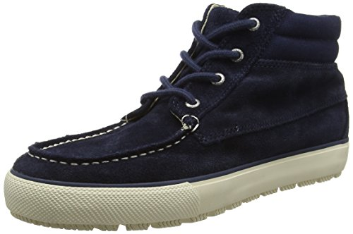Sperry Bahama Lug, Botas Chukka para Hombre Azul (Navy)