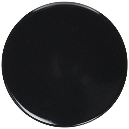98005518 Whirlpool Range Cap, Burner (Black) (Burner Cap Black Range)