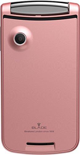 8e019355fb2 Binatone Blade Flip Phone - Teléfono móvil Dual Sim (Bluetooth, Cámara,  USB, Radio FM, sin dispositivo de seguridad, teléfono móvil en diseño  retro) color ...