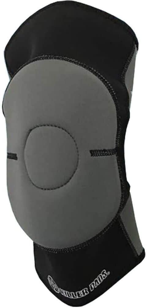 187 Killer Pads Knee Gaskets Grey X-Large