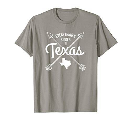 Everything's Bigger in Texas Two Crossed Arrows ()