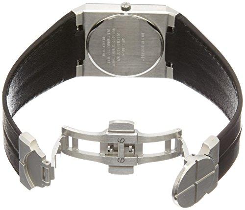 Quarz Analog Jensen Jacob Unisex Icon Armbanduhr 230 Leder WEDYH29I