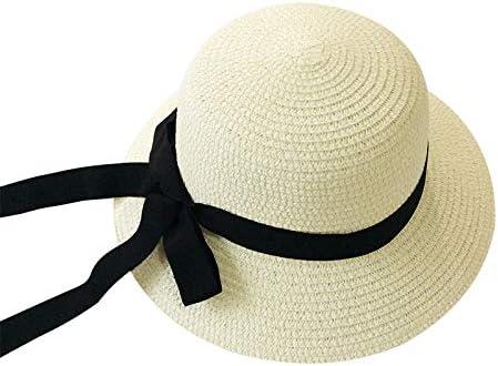 SUNNYBQM Sombrero para El Sol Gorra De Verano para Niñas Cinta ...