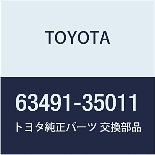 Toyota 63491-35011 Roof Rack Leg Cover