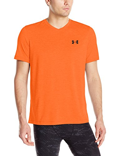 Under Armour Men's Tech V Neck Short Sleeve T Shirt