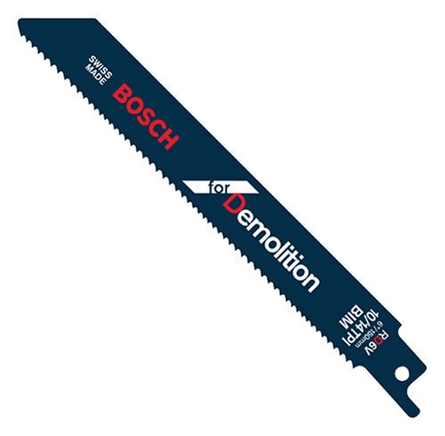 Bosch RD6V 5-Piece 6 In. 10/14 V TPI All-Purpose Demolition Reciprocating Saw (All Purpose Reciprocating Saw)