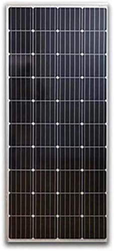 zhangchao Sonnenkollektor, 00W Watt Solarstrom Erzeugen Brett Einkristall Photovoltaic Power System Startseite 12V Solar Panel