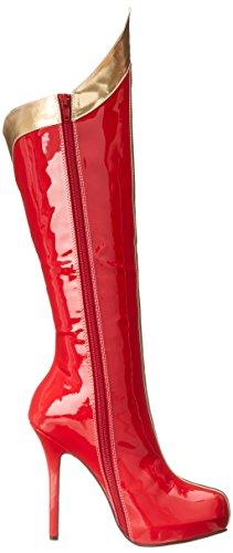 Shoes Red Ellie Comet Gold 517 Ellie Boot Shoes Womens EUzqxf