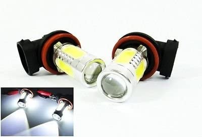 LEDIN H11 CREE Plasma proyector LED Niebla conducción Bombilla H8 ...