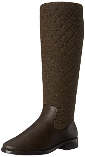 Riding Brown Multi Women's Aerosoles Boot Establish EvxwR8Cq