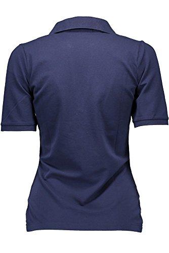 Gant - Camisa deportiva - Manga corta - para mujer Azul