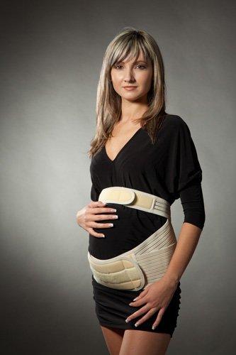 Hochwertige Schwangerschaftsbandage/Bauchbinde LOREY BK-26 L